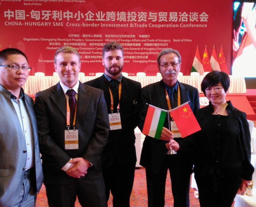 Kínai konferencia