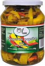 Édes pepperoni paprika