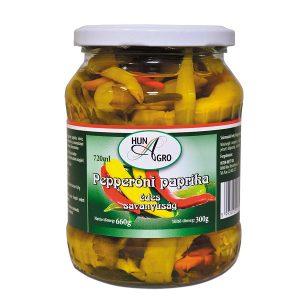 Pepperóni paprika, édes